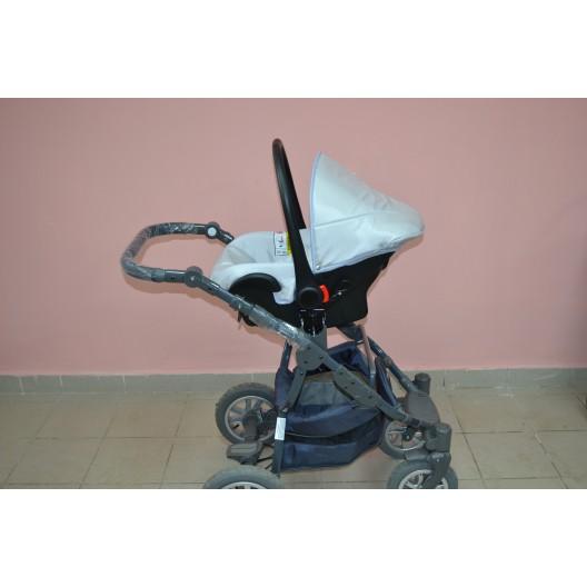 Адаптер для установки автолюльки на детскую коляску