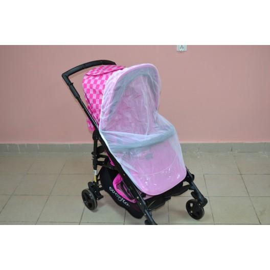 Москитная сетка на детскую коляску